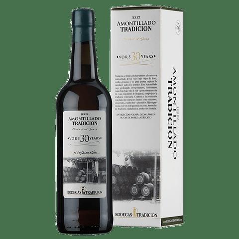 Jerez Tradición Amontillado VORS 30 Anos