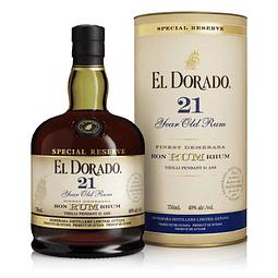 El Dorado 21 Anos