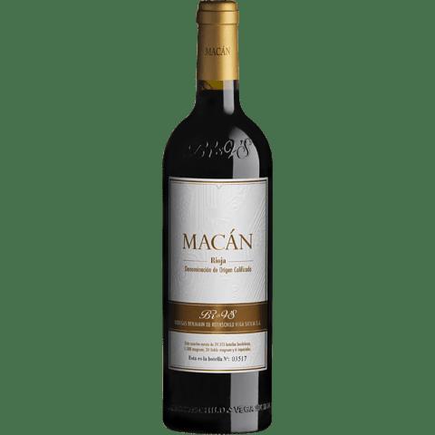 Rothschild & Vega Sicilia Macán 2015