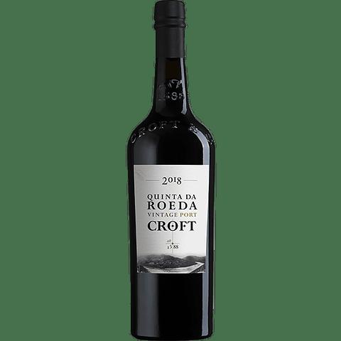Croft Quinta Roêda Vintage 2018
