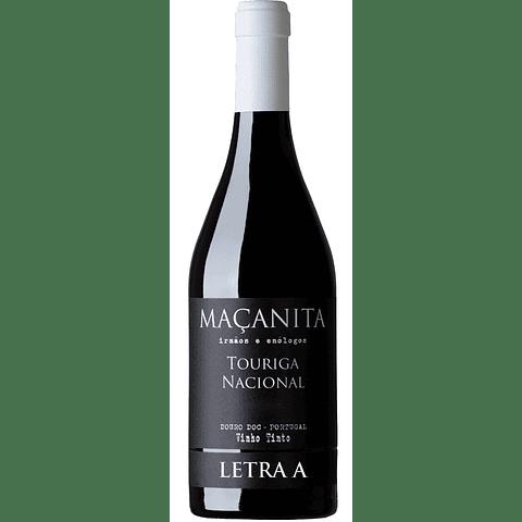 Maçanita Letra A 2019