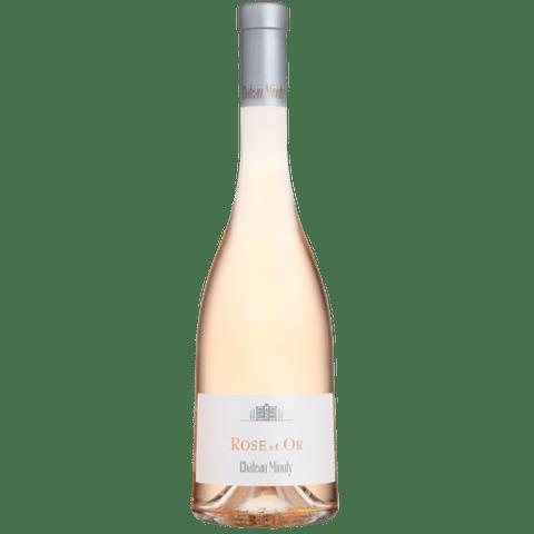 Château Minuty Rosé et Or Magnum