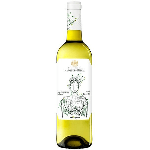 Marqués de Riscal Sauvignon Blan Bio 2018