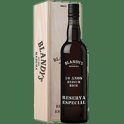 Blandy's 10 Anos Reserva Especial