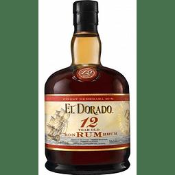 Rum El Dorado 12 Anos