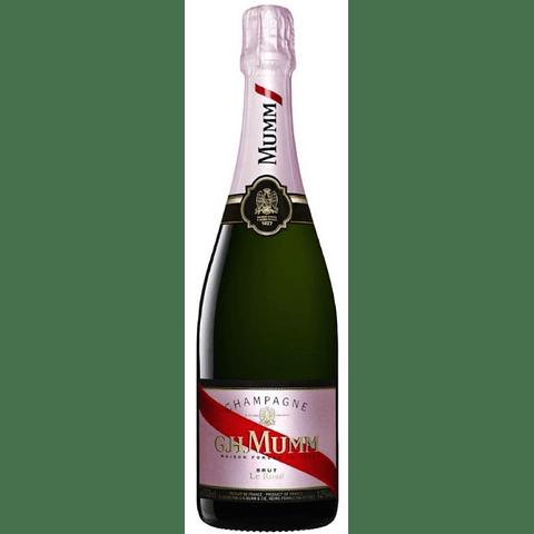 Champagne Mumm Brut Le Rosé