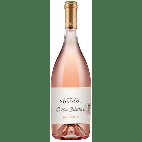 Herdade do Sobroso Cellar Selection Rosé