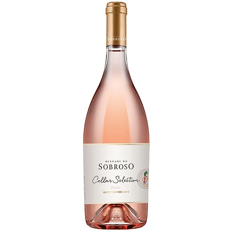 Herdade do Sobroso Cellar Selection Rosé