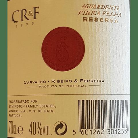 Aguardente CRF Reserva