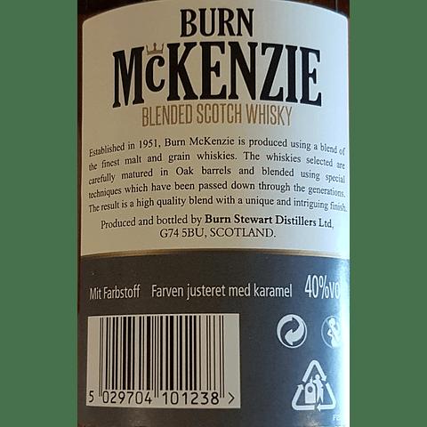 Burn Mckenzie