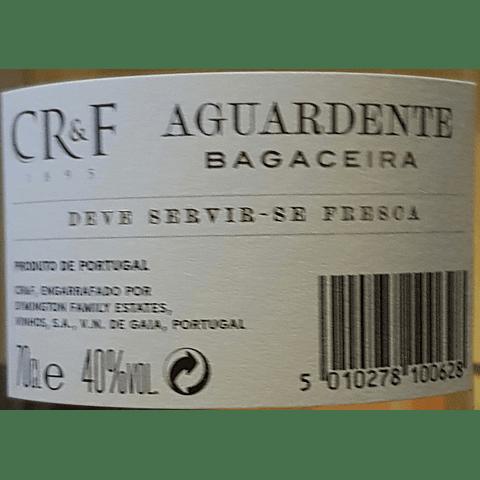 Aguardente Bagaceira CRF