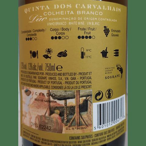 Quinta dos Carvalhais Colheita Branco