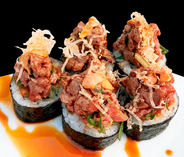 Fire roll (5 bocados)