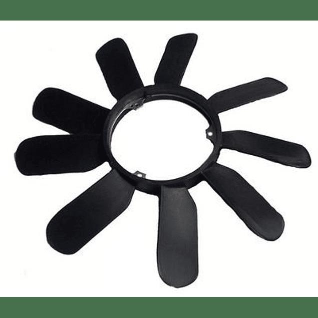 Aspa Ventilador Actyon 2006-2011 | Kyron