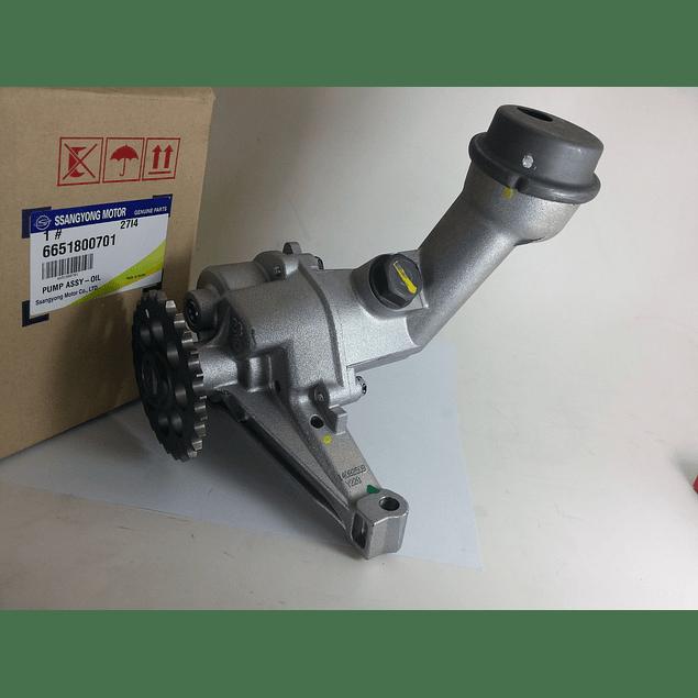 Bomba Aceite Rexton 2.7
