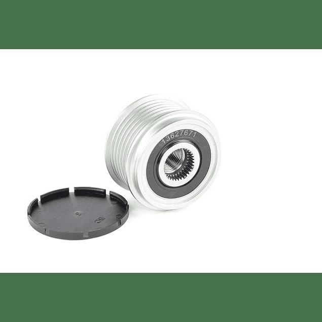 Polea Alternador Musso / Korando / Rexton 2.9