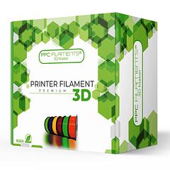FILAMENTOS TPU TRANSPARENTE 500 GRAMOS PPC Filaments | FILAMENTOS