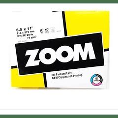 RESMA CARTA 500 HOJAS | Resmas Zoom