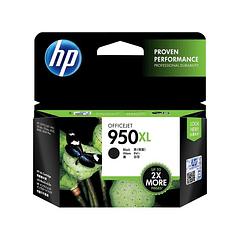 HP 950XL BLACK | Alto Rendimiento | Tinta Original