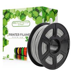 FILAMENTOS PLA GRIS 1KG PPC Filaments | FILAMENTOS