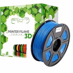 FILAMENTOS PLA+ AZUL 1KG PPC Filaments   FILAMENTOS