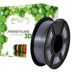 FILAMENTOS PLA+ GRIS 1KG PPC Filaments   FILAMENTOS