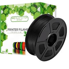FILAMENTOS PLA FIBRA DE CARBÓN 1KG PPC Filaments | FILAMENTOS