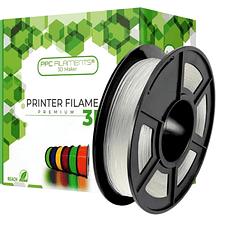 FILAMENTOS TPU TRANSPARENTE 500 GRAMOS PPC Filaments   FILAMENTOS