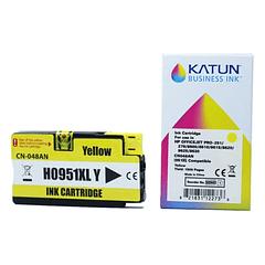 HP 951 XL YELLOW   Tintas Alternativas KATUN BUSINESS REMANUFACTURADO
