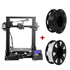 Ender 3 PRO Creality + 2 Filamentos PLA ENDER | IMPRESORA 3D | Alta Precisión