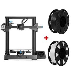 Ender 3 V2 Creality + 2 Filamentos PLA ENDER | IMPRESORA 3D | Alta Precisión