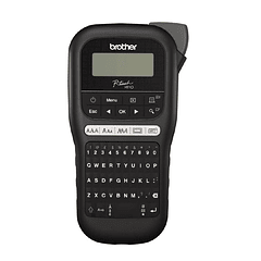 P-Touch PT-H110BK Brother | ETIQUETADORA Portátil | NEGRA