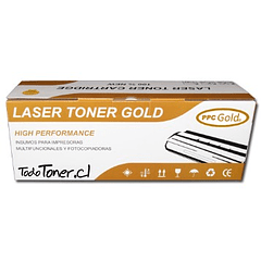 HP 128A CYAN | Toner Alternativo PPC GOLD
