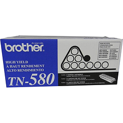 BROTHER TN-580 | Toner Original