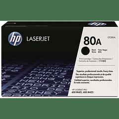 HP CF280A | HP 80A | Toner Original