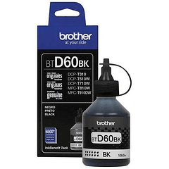 BROTHER BT-D60 BLACK | Tinta Original