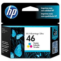 HP 46 Tricolor | Tinta Original
