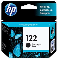 HP 122 BLACK | Tinta Original