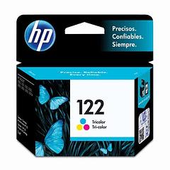 HP 122 Tricolor | Tinta Original