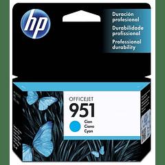 HP 951 CYAN | Tinta Original