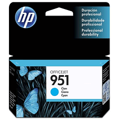 HP 951 CYAN | Tinta Original