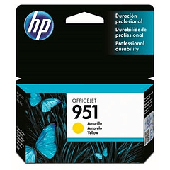 HP 951 YELLOW | Tinta Original