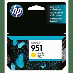 HP 951 YELLOW | Tinta Original