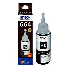 EPSON T6641 BLACK | Tinta Original