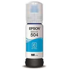EPSON 504 CYAN | Tinta Original