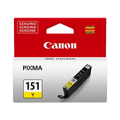 CANON CLI-151 YELLOW | Tinta Original
