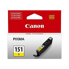 CANON CLI-151 YELLOW | Tinta Original