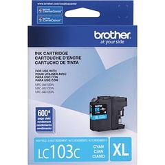 BROTHER LC-103C XL CYAN | Tinta Original