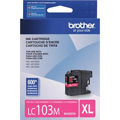 BROTHER LC-103M XL MAGENTA | Tinta Original
