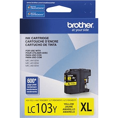 BROTHER LC-103Y XL YELLOW | Tinta Original